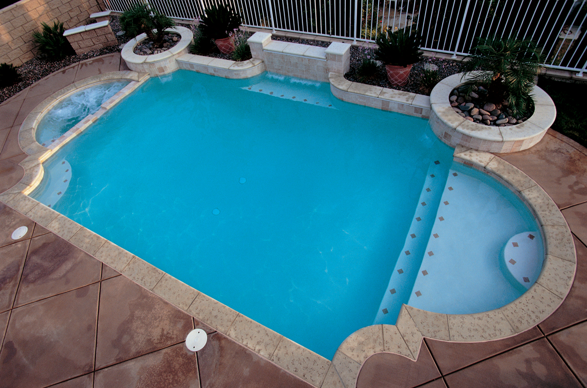 Pool And Spa Cleaning Services